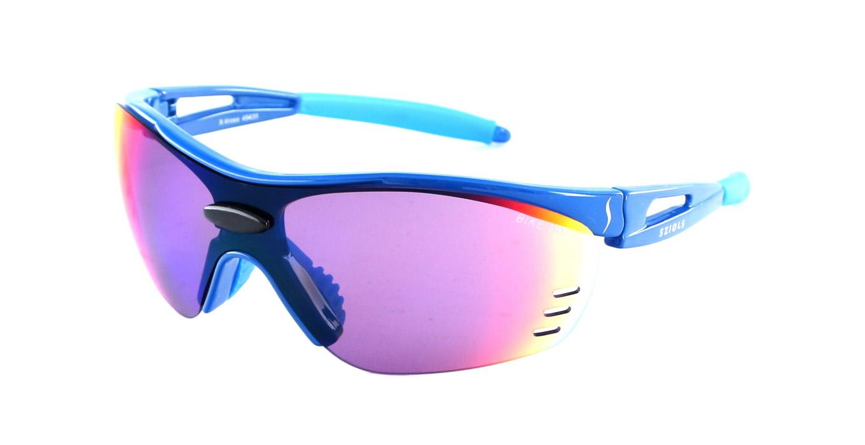 Sziols X-Kross, X Kross Rahmen Shiny Blue Dunkel
