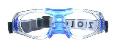 Sziols, Indoor Sport carbon blau