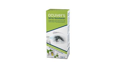 Ocuvers Spray Lipostamin